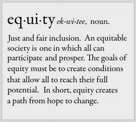 what is the meaning of equity